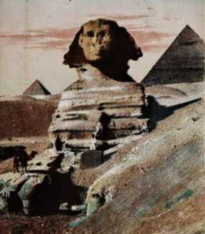 The Great Sphinx-by Livadas and Coutsicos.